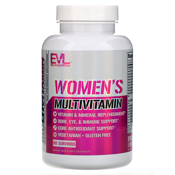 Women's Multivitamin, 120 Tablets