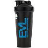 EVLution Nutrition, Blender Bottle Classic, Black, 28 oz