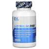 EVLution Nutrition, L-Citrulline2000, 667 mg, 90 Veggie Capsules