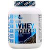 EVLution Nutrition, 100% Whey Protein, Double Rich Chocolate, 5lb (2.268 kg)