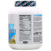 EVLution Nutrition, 全乳清蛋白,香草冰淇淋味,5 磅(2.268 千克)