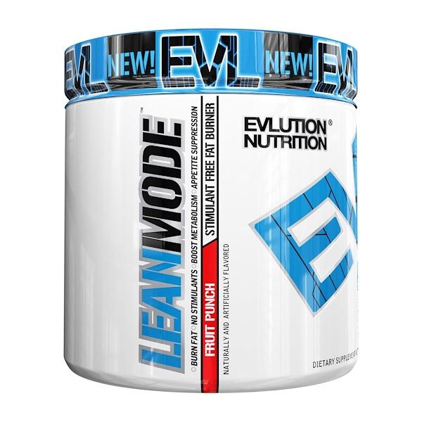 EVLution Nutrition, LeanMode,水果賓治,5、4盎司(153克)