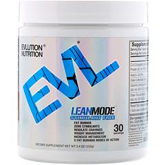 EVLution Nutrition, لين مود، شاي الخوخ، 5.4 أوقية (153 جرام)