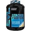 EVLution Nutrition, Stacked Protein, Vanilla Ice Cream, 4 lbs (1814 g)