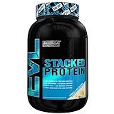Отзывы о EVLution Nutrition, Комплексный Протеиновый Коктейль, Ванильное мороженое, 2 фунта (888 г)