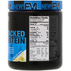EVLution Nutrition, Stacked Protein, Vanilla Ice Cream, 6.34 oz (180 g)
