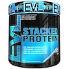 EVLution Nutrition, Stacked Protein Powder Drink Mix, Chocolate Decadence, 6.5 oz (185 g)
