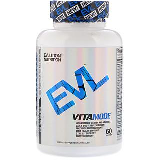EVLution Nutrition, VitaMode, 120 Tablets