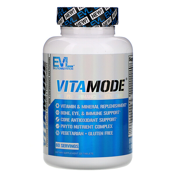VitaMode, High Performance Multivitamin, 120 Tablets