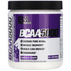 EVLution Nutrition, BCAA 5000, Furious Grape, 9.10 oz (258 g)