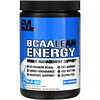 EVLution Nutrition, BCAA Lean Energy, Blue Raz, 10.60 oz (303 g)