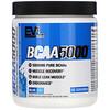 EVLution Nutrition, BCAA5000, Blue Raz, 8.47 oz (240 g)