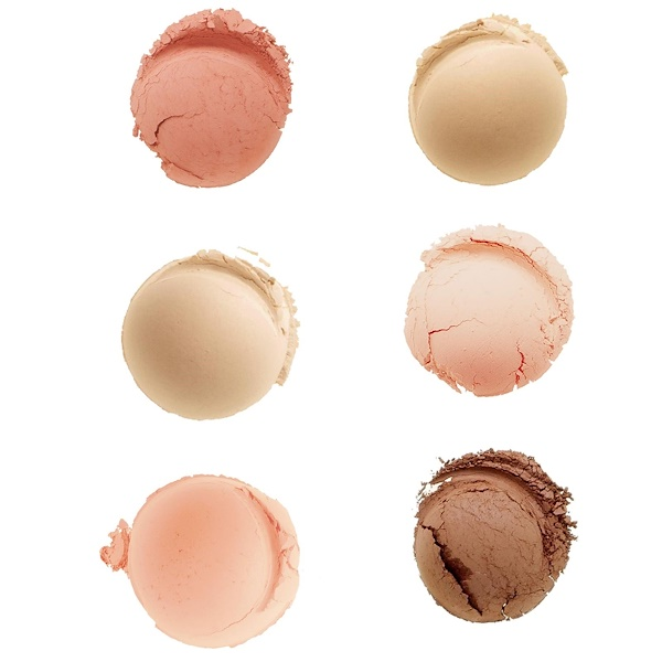 Everyday Minerals, Beauty and the Bronzer Kit, 6 Pieces (Discontinued Item)