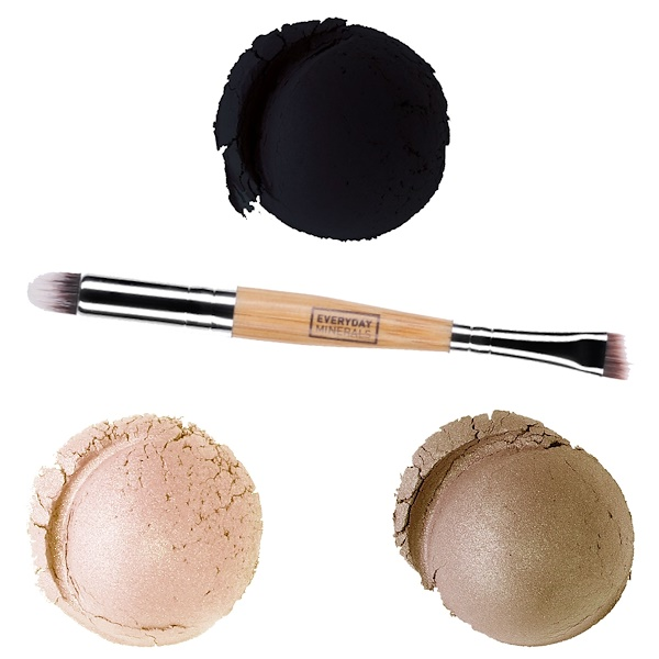 Everyday Minerals, Define, The Cat Eye Collection, 4 Piece (Discontinued Item)