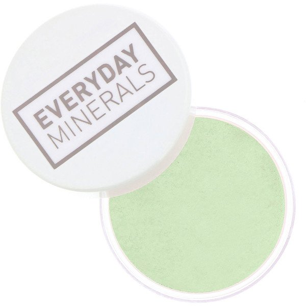 Everyday Minerals, Jojoba Color Corrector, Mint, 0.06 oz (1.7 g) (Discontinued Item)