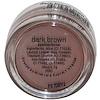 Everyday Minerals, Eyeliner/Brow, Dark Brown, .06 oz (1.7 g) (Discontinued Item)