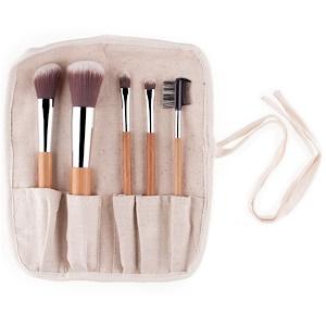 Евридэй минералс, Bamboo Brush Kit, 5 Piece отзывы