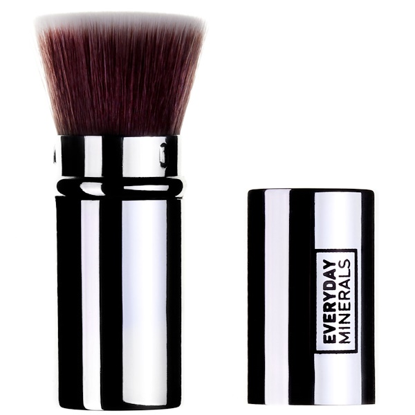 Everyday Minerals, Flat Top Retractable Brush (Discontinued Item)