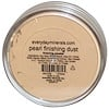Everyday Minerals, Face Finishing Powders, Pearl Finishing Dust, .35 oz (10 g)