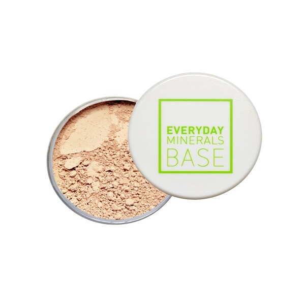 Everyday Minerals, Semi Matte Base, Medium 4N, .17 oz (4.8 g)
