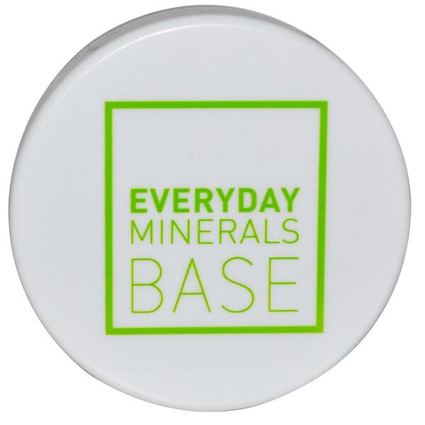 Everyday Minerals, Matte Base, Medium 4N, .17 oz (4.8 g) (Discontinued Item)