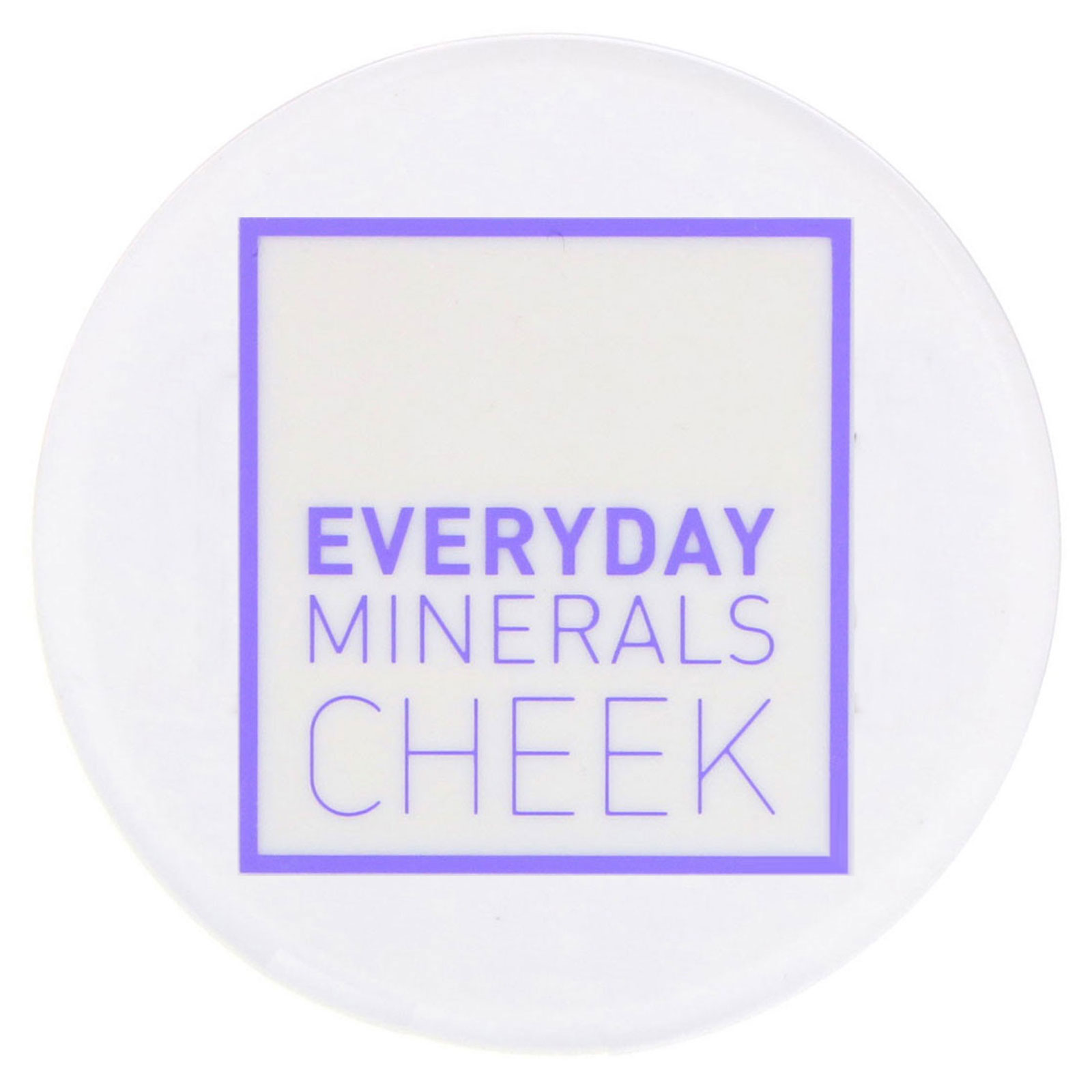Everydau minerals CHEEK