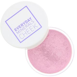 Everyday Minerals, Cheek Blush, Field of Roses, .17 oz (4.8 g)