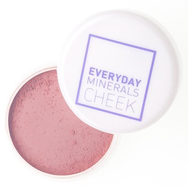 Everyday Minerals, Cheek Blush, Tea Rose, .17 oz (4.8 g) (Discontinued Item)