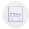 Everyday Minerals, チーク、フレッシュ ローズ ブロッサム、0.17オンス(4.8 g)