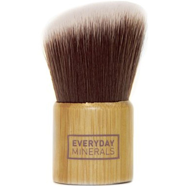 Everyday Minerals, Angled Kabuki Brush (Discontinued Item)