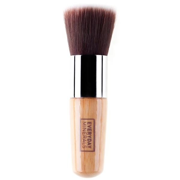 Everyday Minerals, Flat Top Brush (Discontinued Item)