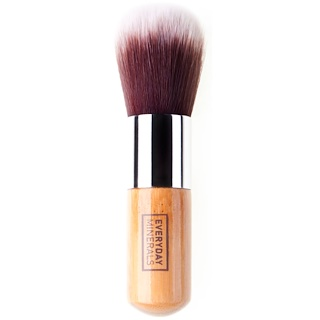 Everyday Minerals, Long Handled Kabuki Brush