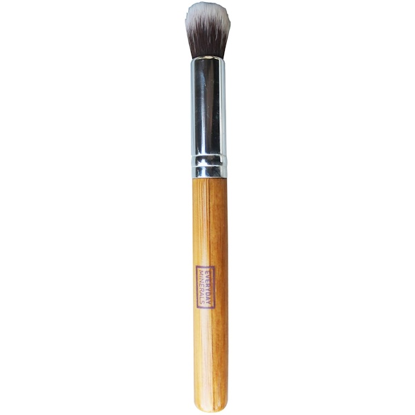 Everyday Minerals, Eye Kabuki Junior Brush, 1 Brush (Discontinued Item)