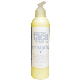 Everyone, Face for Every Day, Moisturize, 8 fl oz (237 ml)
