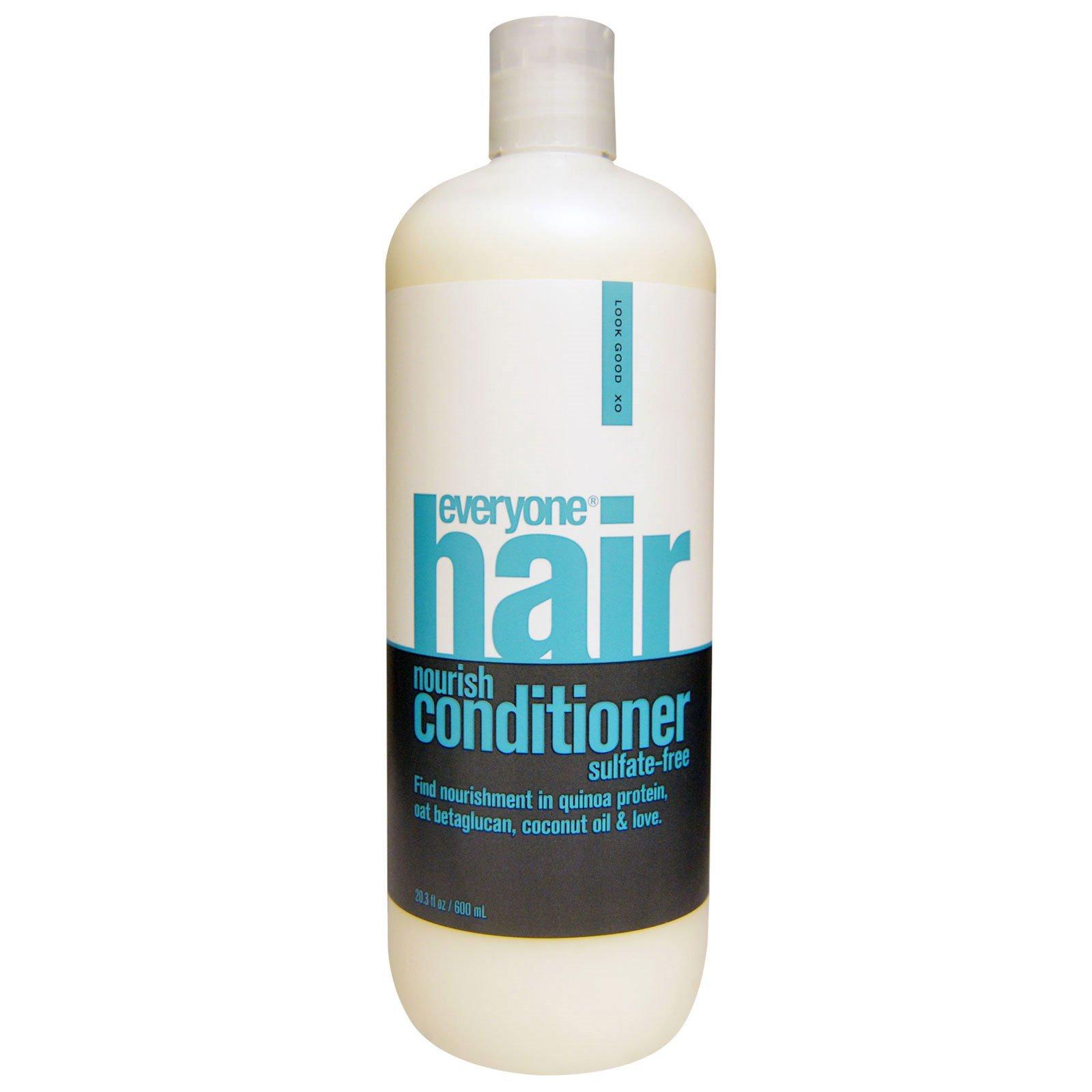 Everyone, Кондиционер для питания волос, Без сульфатов, 20,3 унций (600 мл)