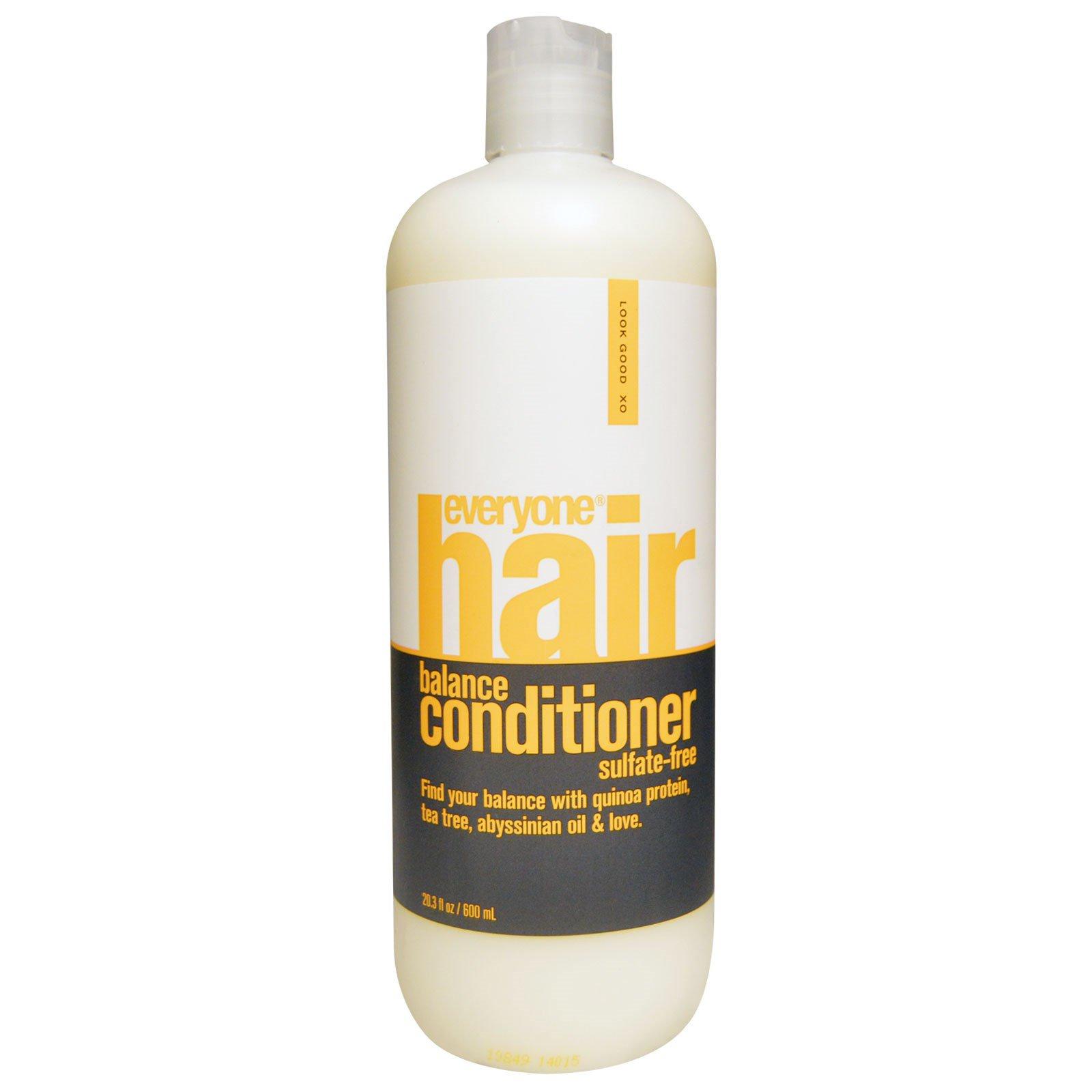Everyone, Кондиционер для придания волосам баланса, Без сульфатов, 20,3 унции (600 мл)