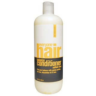 Everyone, Hair Balance Conditioner, Sulfate-Free, 20.3 fl oz (600 ml)