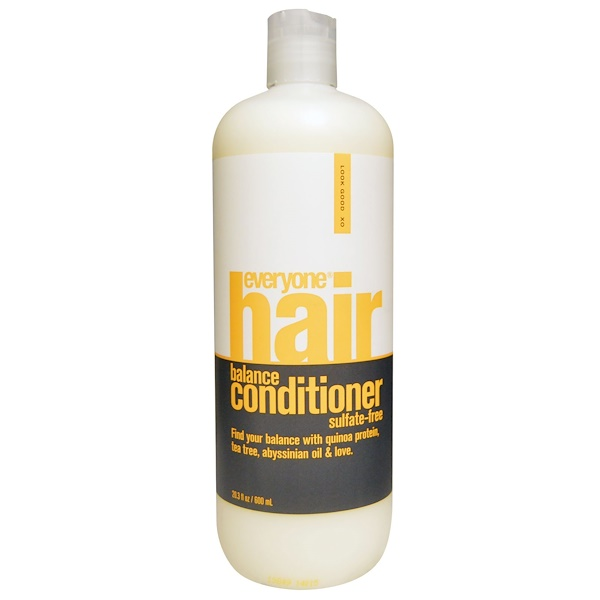 Everyone, Hair Balance Conditioner, Sulfate-Free, 20.3 fl oz (600 ml) (Discontinued Item)