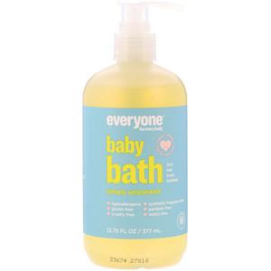 евриван, Baby Bath, Simply Unscented, 12.75 fl oz (377 ml) отзывы