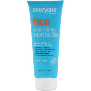 Everyone, Face, Nourishing Moisturizer, 4 fl oz (118 ml)'