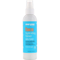Everyone, Face, Hydrating Toner, 6 fl oz (177.4 ml)