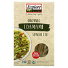 Explore Cuisine, Organic Edamame Spaghetti, 8 oz (227 g)