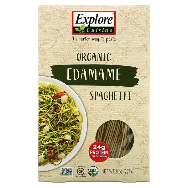 Organic Edamame Spaghetti, 8 oz (227 g)