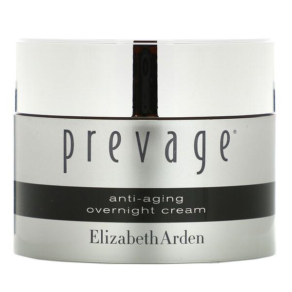 Elizabeth Arden, Prevage, Anti-Aging Overnight Cream, 1.7 oz (50 ml)