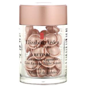Elizabeth Arden, Retinol Ceramide Capsules, Line Erasing Night Serum , 30 Capsules отзывы