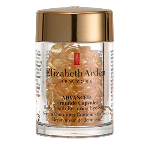 Elizabeth Arden, Advanced Ceramide Capsules Daily Youth Restoring Eye Serum, 60 Capsules, .35 fl oz (10.5 ml) отзывы