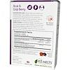 EZ Melts, Antioxidant Super Fruit Formula, Acai & Goji Berry, Natural Berry Flavor, 60 Slow Melting Tablets (Discontinued Item)