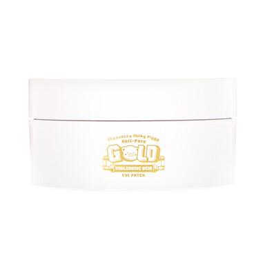 Купить Elizavecca Hell-Pore Gold, патчи для глаз с гиалуроновой кислотой, 60 патчей, 3, 17 унц. (90 г)