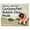 Elizavecca, Milky Piggy Carbonated Bubble Clay Mask, 100 g