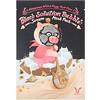 Elizavecca, Witch Piggy, Hell-Pore, Black Solution Bubble Serum Beauty Mask Pack, 5 Sheets, 1.0 oz (28 g) Each